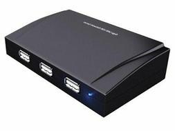 SEDNA - 10/100/1000 Mbps Gigabit 4 Port USB over IP Device S