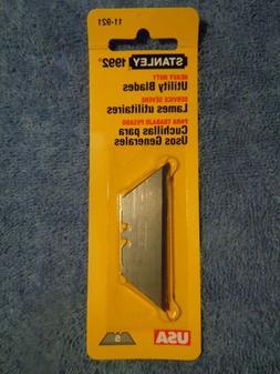 10 PACK, 5 RAZOR BLADES PER PACK STANLEY 1992 UTILITY KNIFE