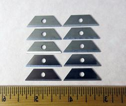 10 Pack Mini Razors Blades Utility Box Knife Replacement - 1