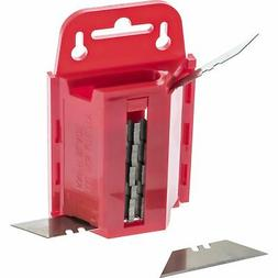 100 Standard Utility Knife Blades Box Cutter Razor Safety Di