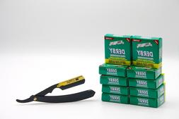 1000 Derby Professional Single Edge Razor Blades +LOTUS  Bla