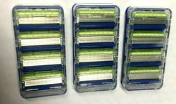 12 pc Schick Hydro 5 Sensitive Refill Razor Blade Cartridge