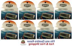 16 Schick Quattro Razor Blades Men Refills Cartridges fit Ti