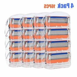 16pcs 5 layer men s razor blades