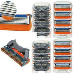 16Pcs 5-layer Razor Blades Cartridges for Gillette Fusion Sh
