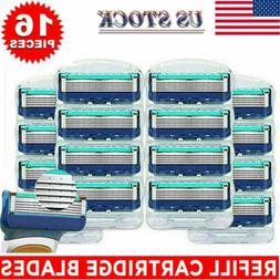 16Pcs For Gillette Fusion ProGlide Power Replacement Shaver