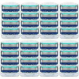16PCS Mens for Gillette FUSION Proglide Power Razor Blades S