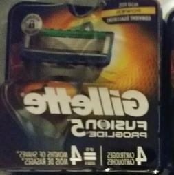 2 packs - Gillette Fusion 5 ProGlide Men's Razor 5 Blades Re