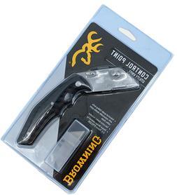 Browning 3-Blade Folding Utility Knife