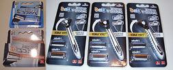New DORCO Pace 3/4 Razors AND  Disposable Cartridges, Men's