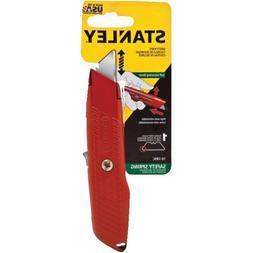 "3 pack of Stanley Safety Utility Knife, 5-7/8"", Stanley, Raz"