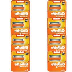 32 Count Gillette Fusion Refill Razor Blade Cartridges
