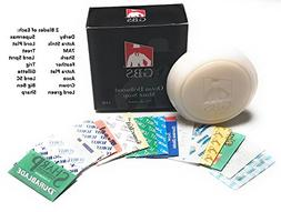 Double Edge Razor Blades Sample Pack 36 DE Blades Shave Soap