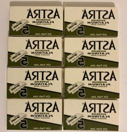 40 X Astra Superior Platinum Double Edge Safety Razor Blades