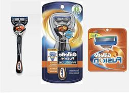 5 Gillette FUSION Razor Blades Refills Cartridges Proglide F