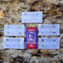 5 solingen stainless steel double edge razor