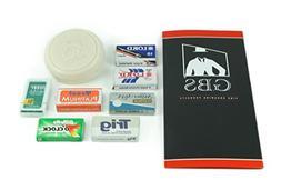 GBS 50 DE Safety Razor Blade Variety Pack! Breaks into singl