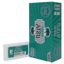 500 count usta double edge razor blades