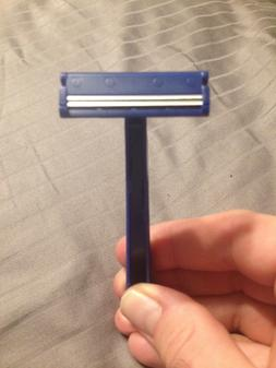 5x Mens womens disposable razors shaving value pack