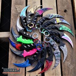 "7.5""  KARAMBIT Hawk Claw Tactical Outdoor Pocket Folding RAZ"