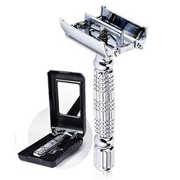 BAILI Twin-bladed Double Edge Safety Razor Shaver Classic Me