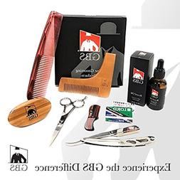 GBS Ultimate Shape and Style Beard Growth Grooming Kit - Bea