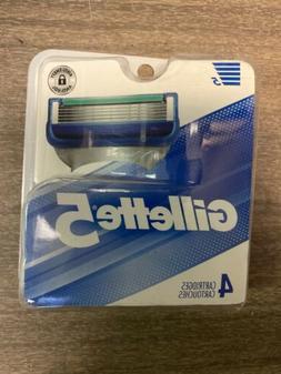 Gillette 5 Men's Razor Blade Refills, 4 Count