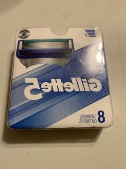 Gillette 5 Men's Razor Blade Refills, 8 Count