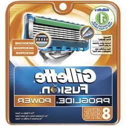 Gillette 50103-2 Fusion Proglide Power Mens Refill Cartridge