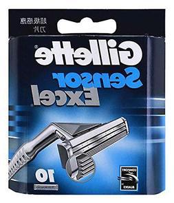Gillette Sensor Excel-50 Count