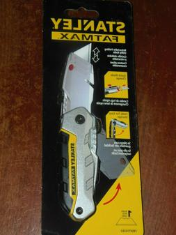 STANLEY FATMAX FMHT10823 RETRACTABLE FOLDING UTILITY KNIFE