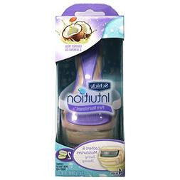 Schick Intuition Pure Nourishment with Coconut Milk and Almo