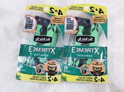 Schick Xtreme 3 Senstive Skin Disposable Razors for Men With