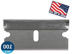 Single Edge Razor Blades, Disposable Box Cutter Safety Razor