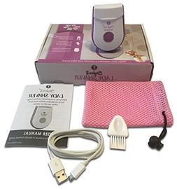 Styles II Rechargeable Mini Lady Shaver - USB Charging and C
