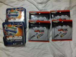 Gillette Atra Plus Razor Blades Lot