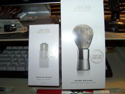 Bevel Badger Shaving Brush and Bevel Razor Blades 20 Count -