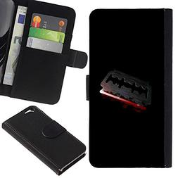 Planetar® Colorful Pattern Flip Wallet Leather Holster Prot