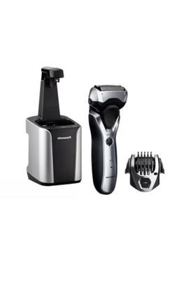 Panasonic Consumer ES-RT97-S Wet Dry Triple Head Shaver - Si