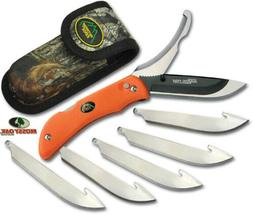 Outdoor Edge RazorPro, RO-20, Replaceable Razor Blade Huntin