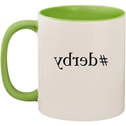 #derby - 11oz Ceramic Colored Inside and Handle Coffee Mug C