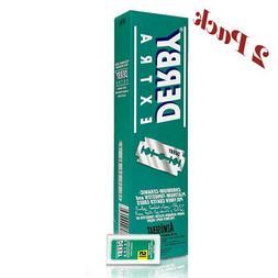 Derby Extra Double Edge Razor Blades,