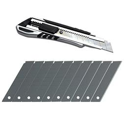 Fatmingo Dl2057 Utility Knife 18mm Stainless Steel Heavy-dut