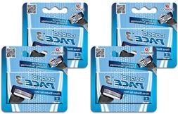 Dorco Pace 3 - Three Razor Blade Shaving System- Value 16 Ca