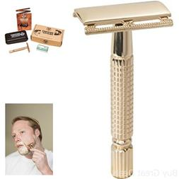 Bigfoot Shaves Double Edge One Blade Safety Razor Swedish St