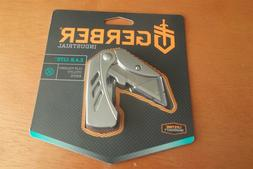 GERBER EAB LITE ULTILITY KNIFE BOX CUTTER STAINLESS STEEL CO