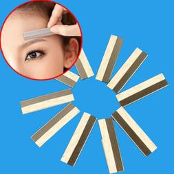 For Eyebrow Hair Super Feather Cut Special Platinum Coated E