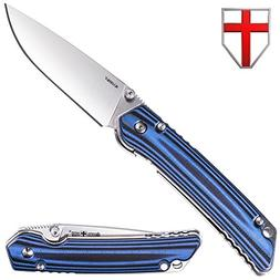 Flipper Knife - Folding Pocket Knife - EDC and Outdoor Fold
