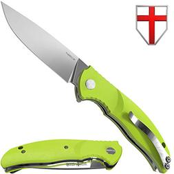 Pocket Folding Knife for Man with Metal Clip for EDC – Bes