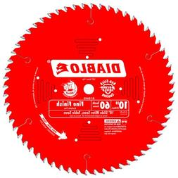 Freud D1060S Diablo 10-Inch 60 Tooth ATB Crosscutting Miter